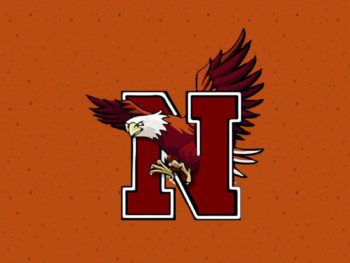 Niceville high school eagles banner