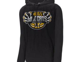 Meigs basketball hoodie